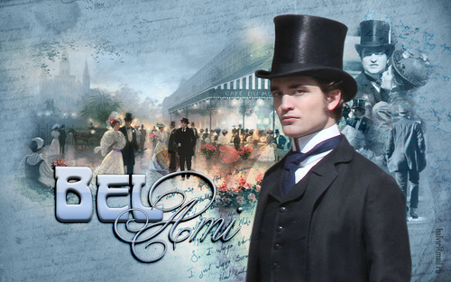  Bel Ami Robert - robert-pattinson Wallpaper