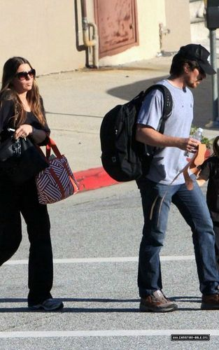 In Los Angeles - March 7,2010