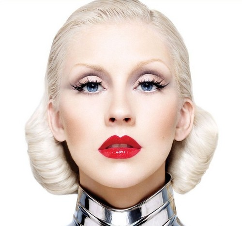 Christina Aguilera wolpeyper titled 2 new pix from Bionic photoshoot