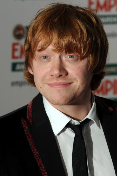 rupert grint shirtless. Rupert+grint+girlfriend+