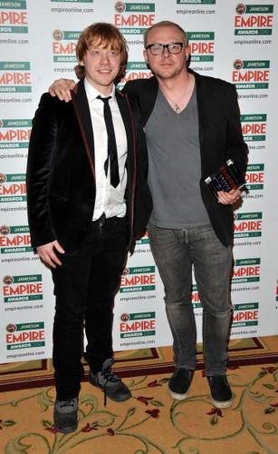 2010: Empire awards