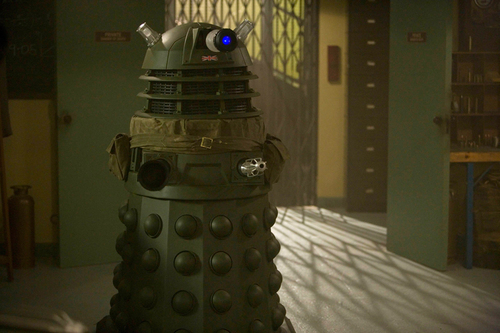 5x03 - Victory of the Daleks - Promotional фото