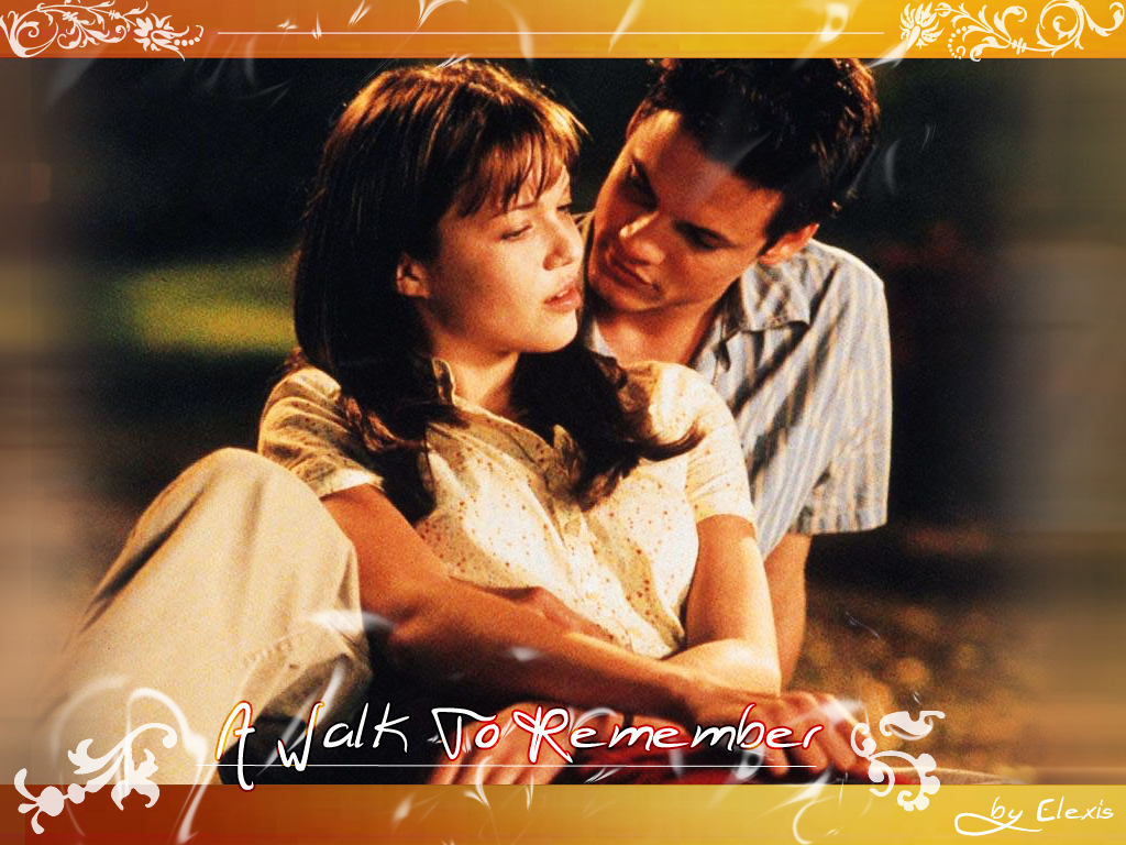 Nicholas Sparks' novels & movies images A Walk to Remember ...