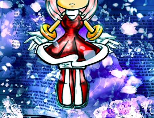 Amy of rose