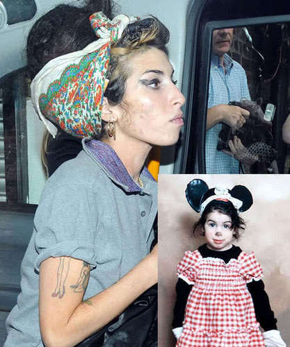 Amy winehouse- young