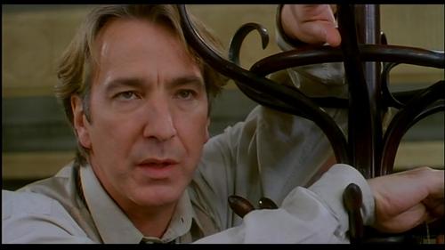 Alan Rickman karatasi la kupamba ukuta called An Awfully Big Adventure - as P.L. O'Hara