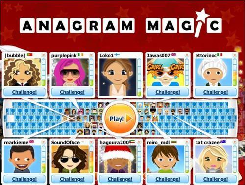 Anagram Magic