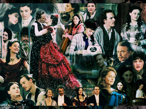 Period Films wallpaper entitled The dreamed life (Angel)
