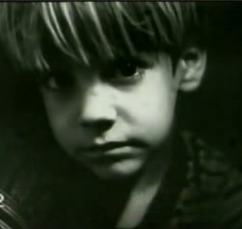 Anthony Kiedis 3 years old