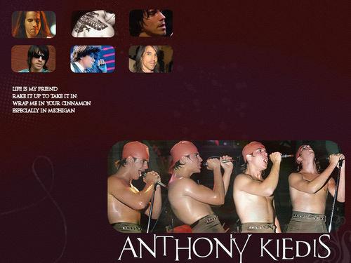 Anthony Kiedis 壁纸