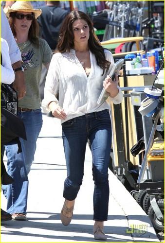 Ashley at LA March 29