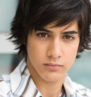 Avan Jogia close-up