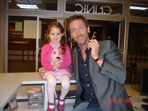 Aww, Hugh