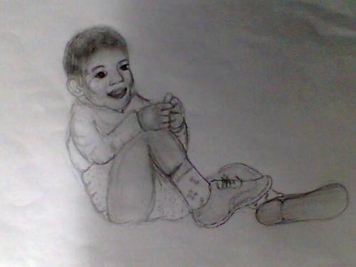 Baby Michael xx