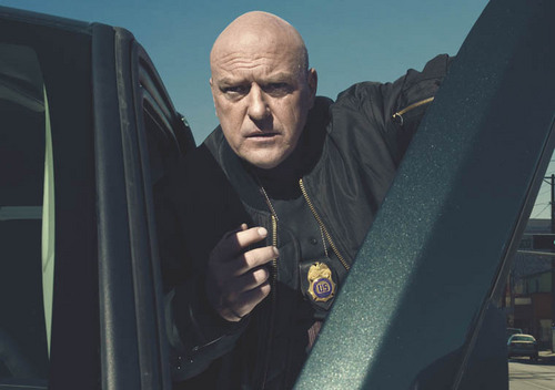 Breaking Bad Season 3 - Hank Schrader