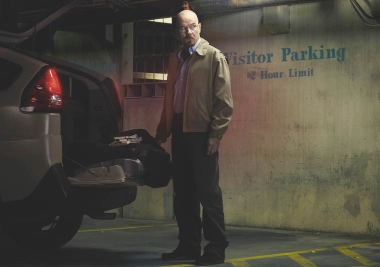 Breaking Bad creator reveals whether Walter White is dead ... |Walter White Season 3