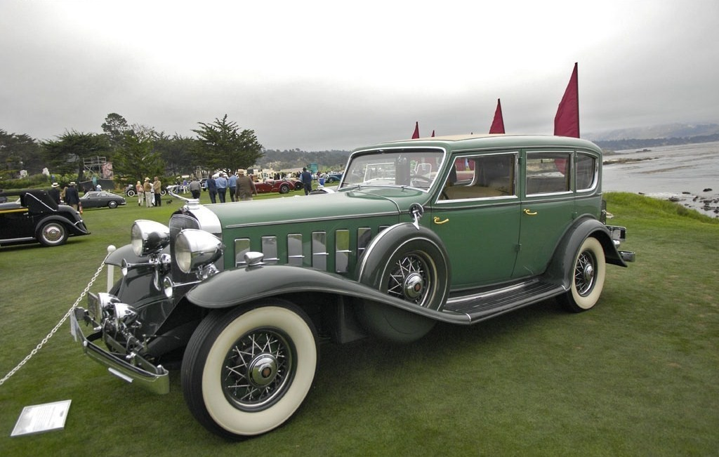CADILLAC 452B V16 1932 Cadillac 11121901 1024 651