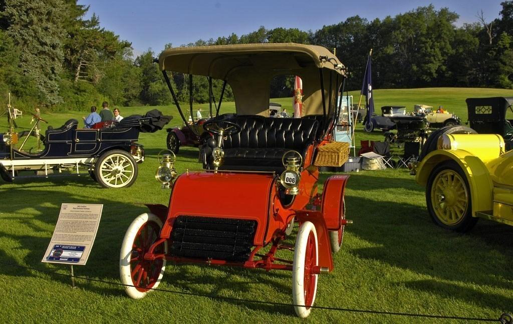 1903 Cadillac Model