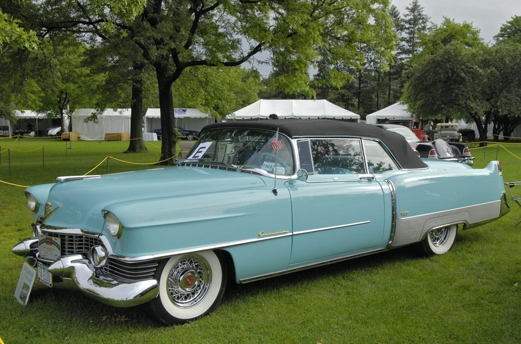 CADILLAC Images SERIES 62 1954 HD Wallpaper And Background Photos