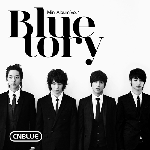 CN Blue 1st Album