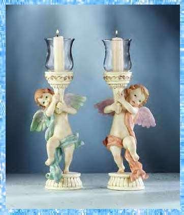 Cherub Candles