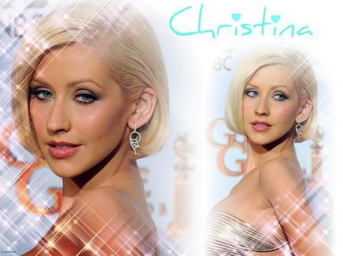Christina Aguilera Wallpapers.