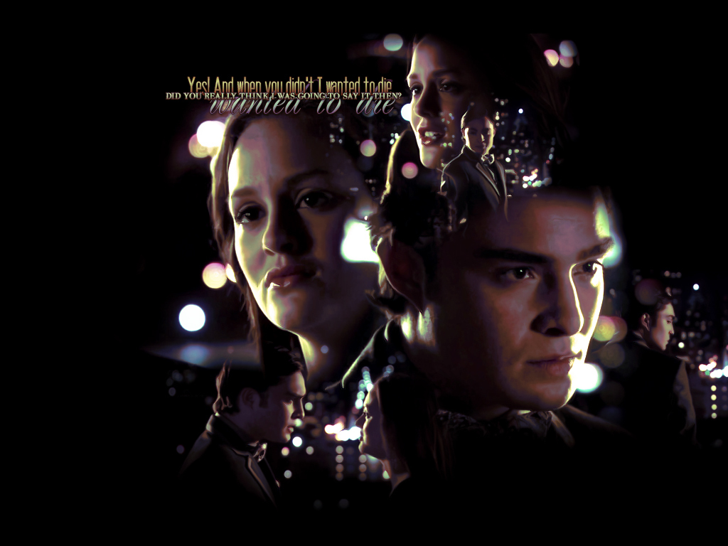 Chuck and Blair Wallpa...