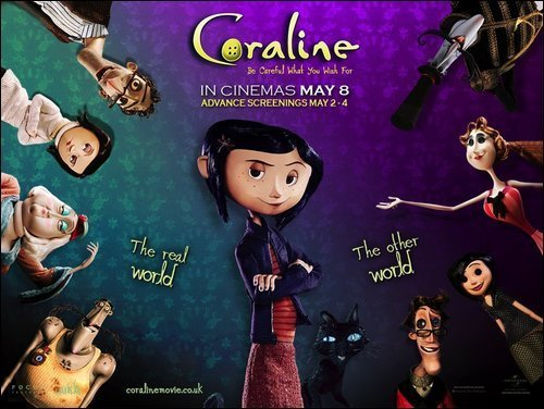 Coraline images Coraline wallpaper and background photos