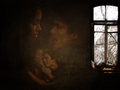 D/B wallpaper - the-vampire-diaries-couples wallpaper