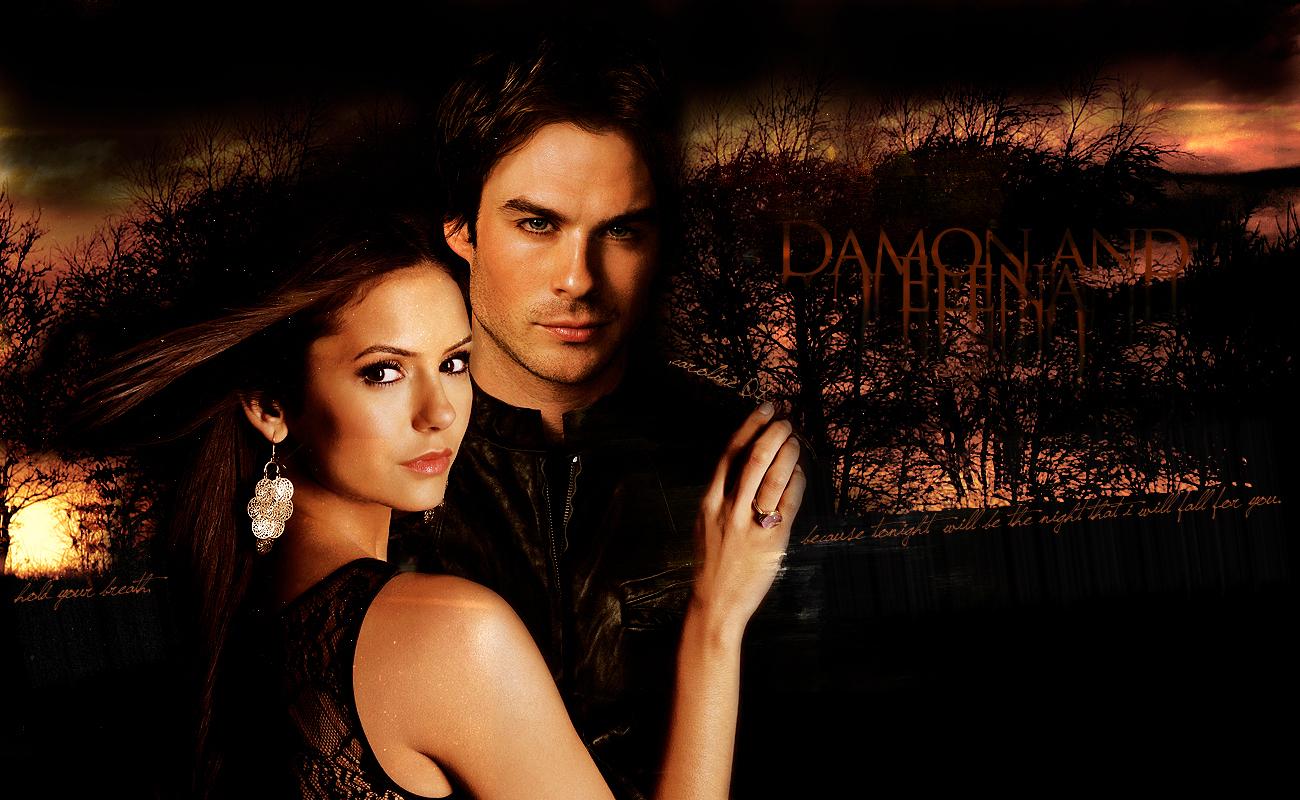 Damon&Elena - Futuristic Lover