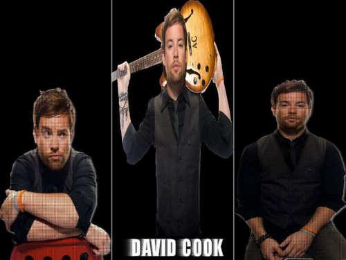 David Cook fond d'écran