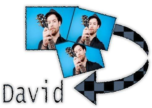 David پرستار Art!