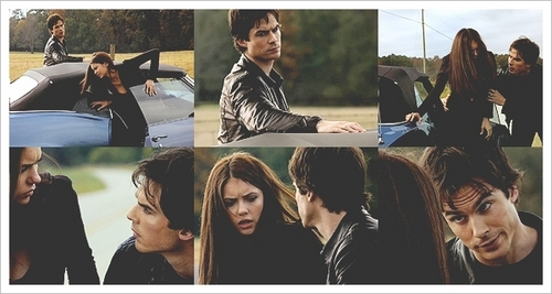 Delena Moments – 1.11 Bloodlines Picspam