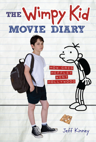 Diary Of A Waimpy Kid کتابیں