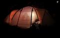 Eclipse tent scene