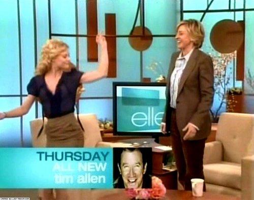 Em on Ellen<3