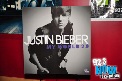 Events > 2010 > March 23rd - 92.3 NOW's ''Bowling With Bieber'' Record Release Party
