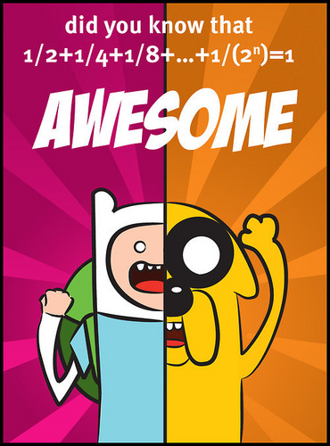 Finn + Jake = AWESOME!!! - adventure-time-with-finn-and-jake Fan Art