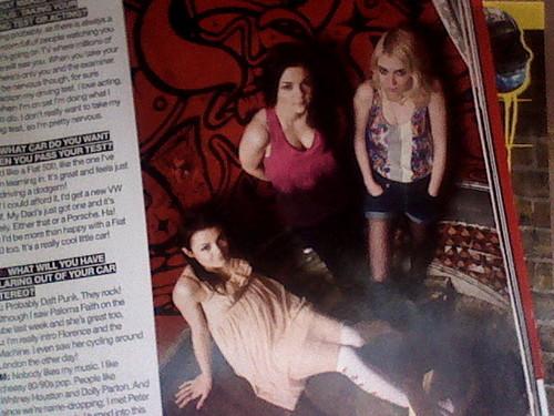 First Car Magazine (Lily,Kat,Meg)
