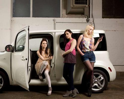 First Car Photoshoot (Lily,Kathryn,Megan)