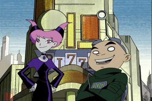 Gizmo and Jinx