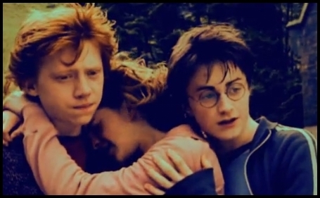 HP Golden Trio <3
