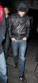 HQ Pictures of Rob leaving the Lyric Lounge last night  - twilight-series photo
