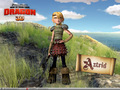 HTTYD - how-to-train-your-dragon wallpaper