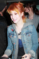 Hayley in लंडन