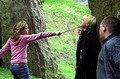 Hermione Punching Draco