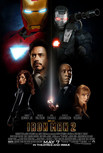 Iron Man 2 US poster