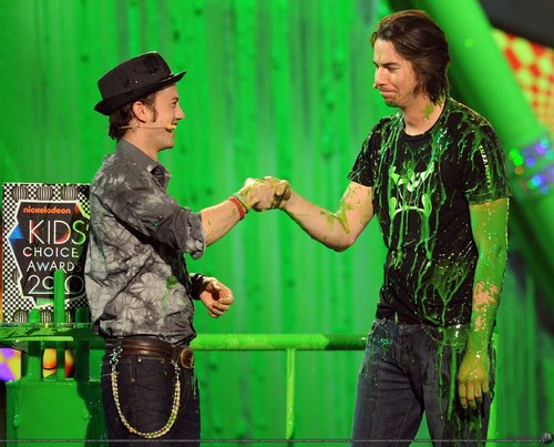 Jackson Rathbone at the Kids Choice Awards 2010 (March 27).