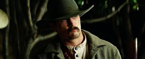 James in The Legend of Hell's Gate: An American Conspiracy