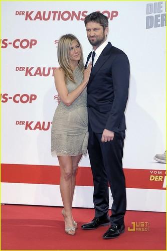 Jennifer & Gerald @ Berlin Premiere of The Bounty Hunter
